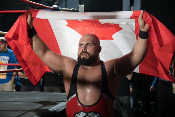Canadian Pro Wrestling World Cup Qualifier Airs FRIDAY At 7pm UK