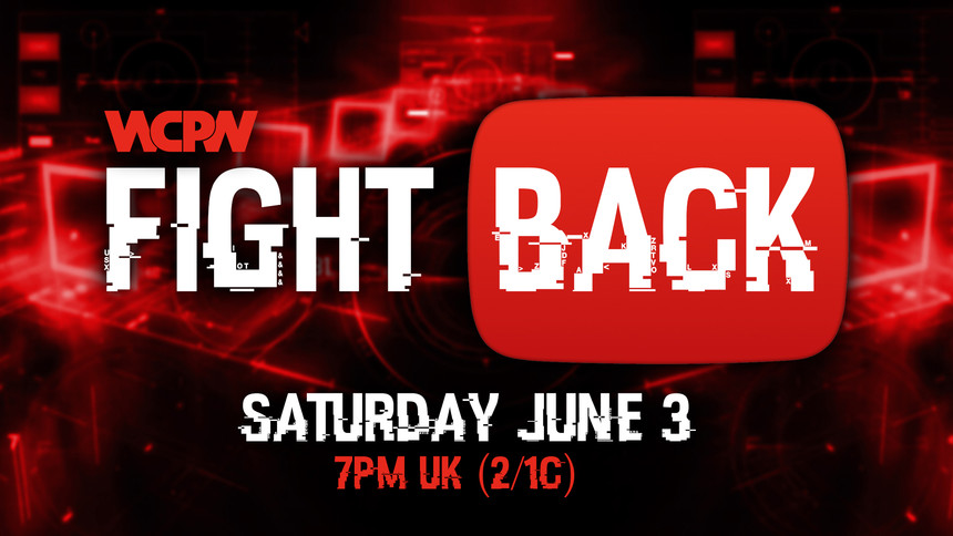 Watch WCPW Fight Back Free On YouTube This Saturday