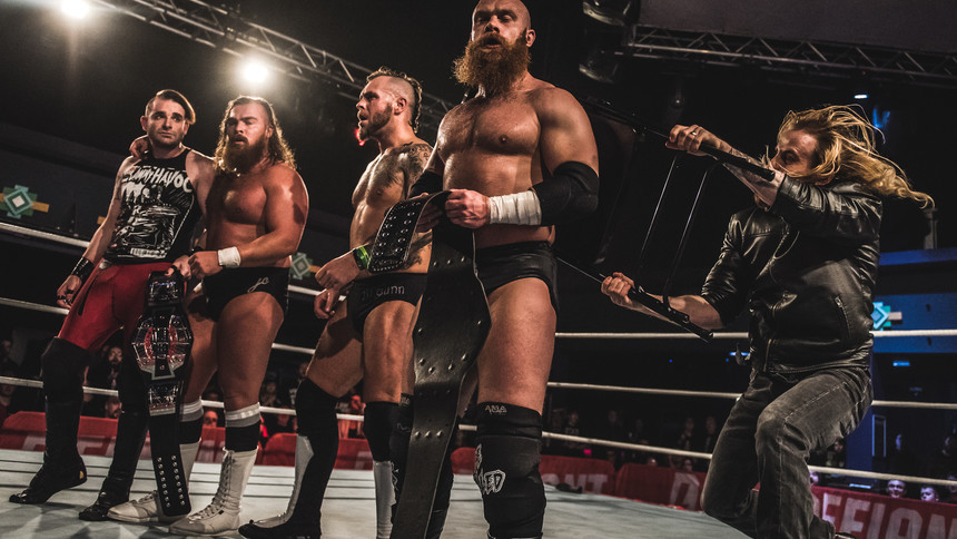 Defiant Roster Set To Call-Out Austin Aries, Mark Haskins & Chris Ridgeway