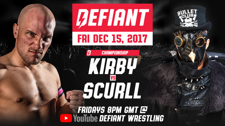 Defiant Wrestling Returns FREE On YouTube Every Friday