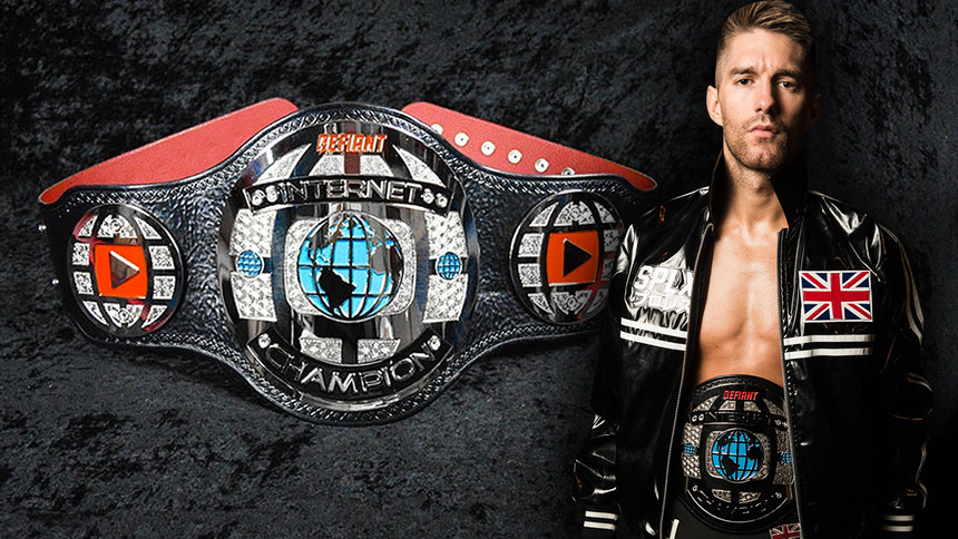 Zack Sabre Jr Relinquishes Internet Title