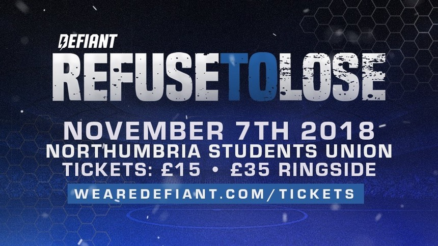 Refuse To Lose Returning To Newcastle On November 7