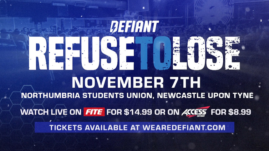 Refuse To Lose '18: Full Card & How To Watch Online