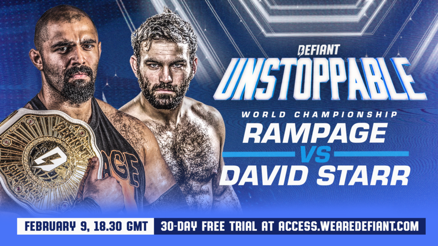Unstoppable: Full Card & How to Watch