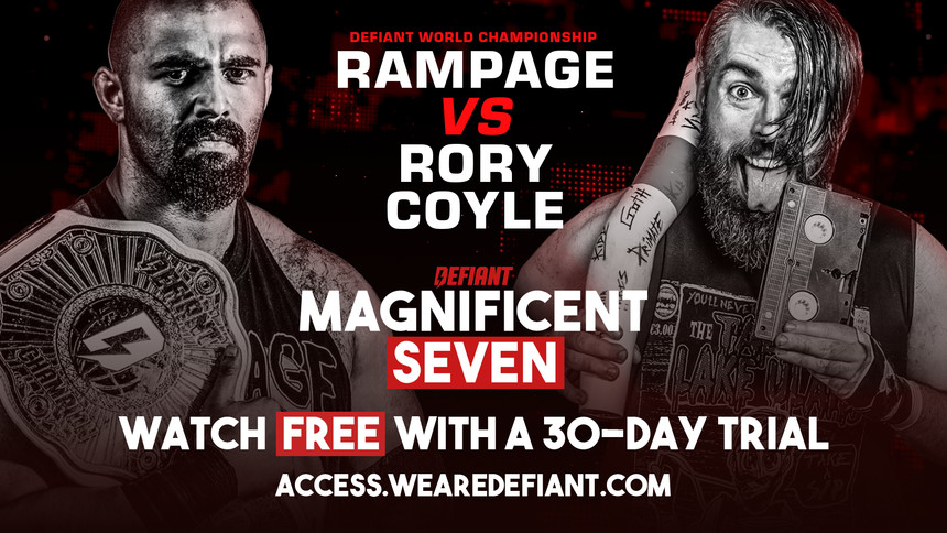Magnificent Seven: Full Card & How to Watch