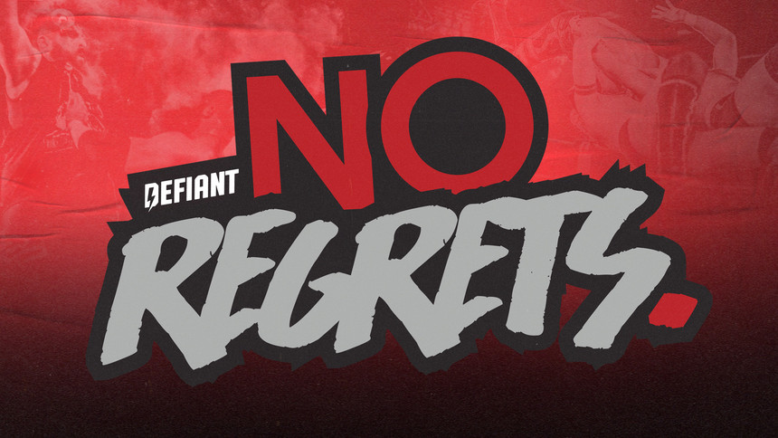 No Regrets Comes To Manchester On Saturday, May 25
