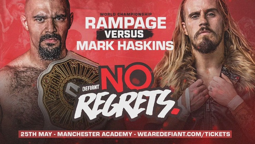 Defiant Wrestling Presents No Regrets '19: Full Card Rundown & How To Watch