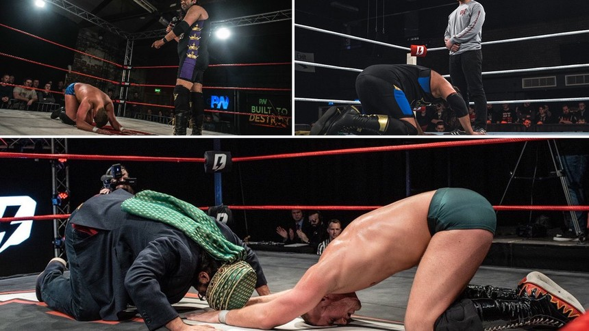 Gabriel Kidd Leaves Defiant Wrestling
